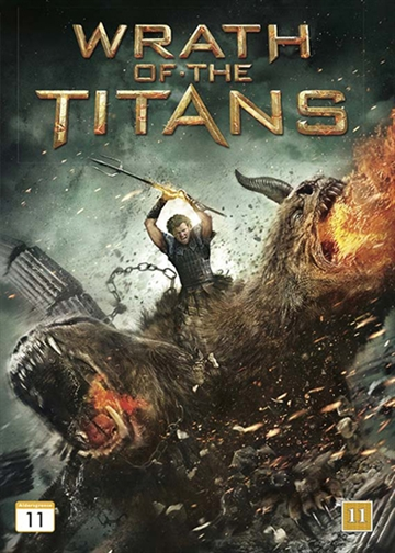 Wrath of the Titans (2012) [DVD]
