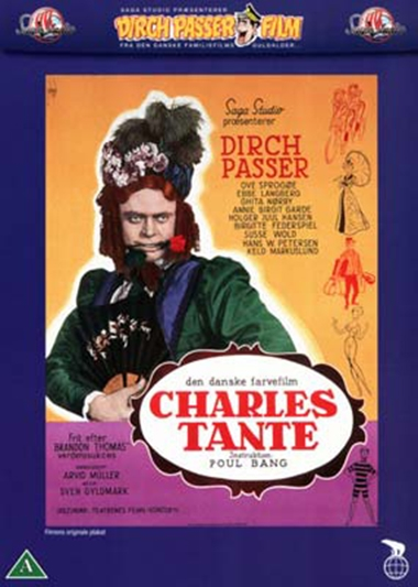 Charles Tante (1959) [DVD]